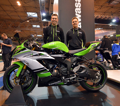 Josh Corner will partner Sam Coventry in the Road and Race Performance squad  in 2015 - Image by Jon Jessop