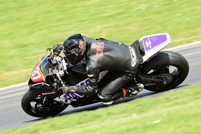 Josh Corner finished his first ever Superstock 1000 race in 10th. Image by Jon Jessop Photography